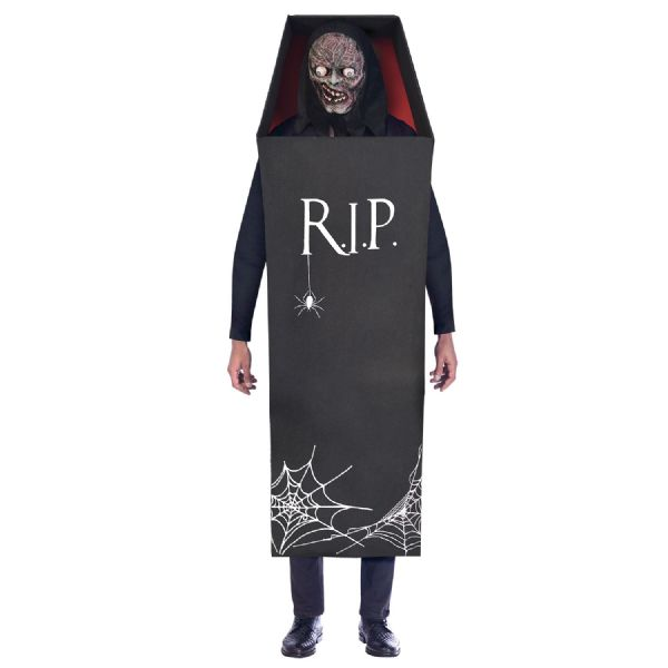 Creepy Coffin Costume